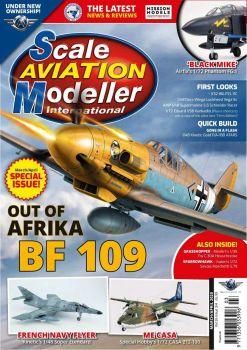 Scale Aviation Modeller International Volume 26 Issue 3/4 March/April 2020