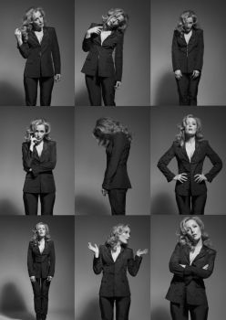 Gillian Anderson - flawless and beautiful!