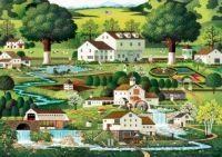 Country Gardens - Charles Wysocki