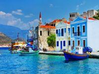 City Port Street - Blue Sea