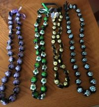 Kukui Nuts necklaces