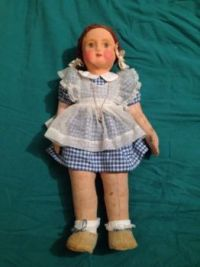 Evelyn's Doll