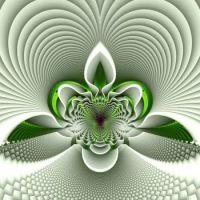 Pretty Green Fractal