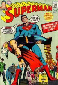 Superman death of Thor