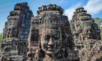 Vietnam and Cambodia Temples
