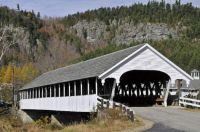 Stark Covered Bridge, White Mountains, NH