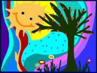 Kids puzzle : Let the sun shine ☺