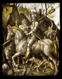 The Knight, Death, and the Devil Albrecht Durer