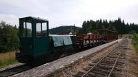 Oravská lesní železnice-Sedlo Beskyd