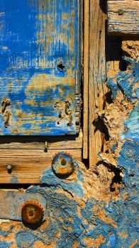 Decay - Wood and Rust
