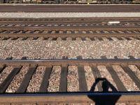 Rails, at Commerce,CA/USA