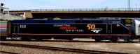 """Amtrak's """"Midnight Blue"""""""