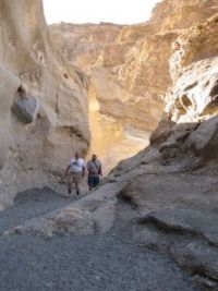 Death Valley--Mosaic Canyon