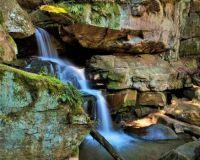 Breakneck Falls-McConnell's Mill St Pk-PA