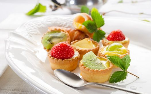 fruit tartlets 2