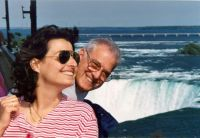 In memory of my father at Niagara Falls