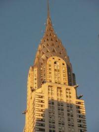 chrisler building NY