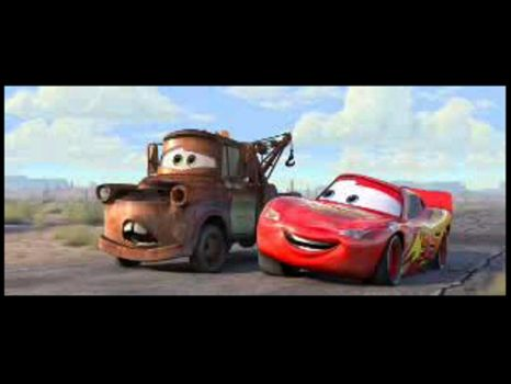 Mater & Lightening for the youngest ones