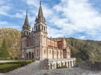 Our Lady of Covadonga Cathedral Spain