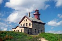 Block Island North Light, Rhode Island