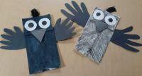 Paper Bag Crows