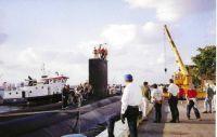 USS Montpelier SSN-765 .... 1 of 4