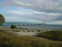 Mackinac Bridge, Mackinac City, MI