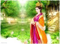 Goddess Lotus