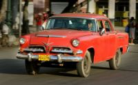 Cuban Cars #9 - '55 Dodge