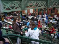 Craft Fair.... Tynemouth Railway Station