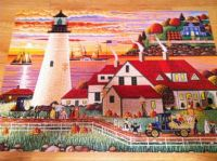 Lighthouse Puzzle