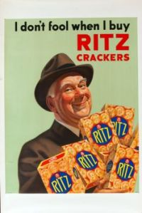 Themes Vintage ads - Ritz Crackers