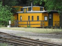 Caboose - Roaring Camp Railroad