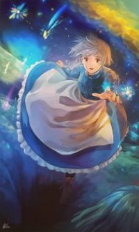 Howl's moving castle: Sophie