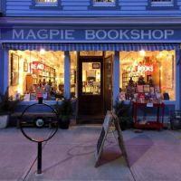 Magpie BookShop in Catskill, New York