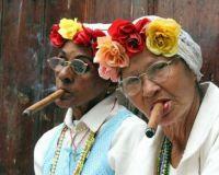 when I am an old lady I shall smoke cigars.