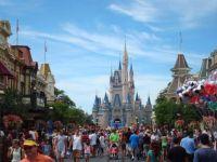Cinderella's Castle - Disney World, FL
