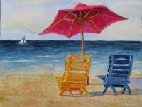 beach chairs Barbara