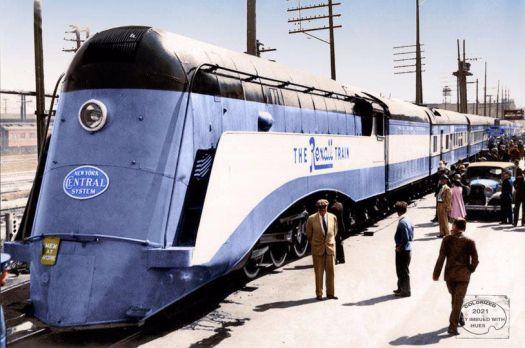 1936 Rexall Train