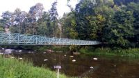 Most přes Sázavu - Stvořidla