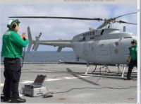 MQ-8 Fire Scout UAV ...