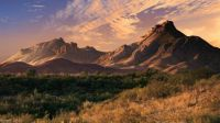 Big Bend Waking Up, Texas