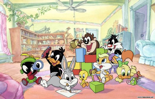 Baby Looney Tunes Nursery