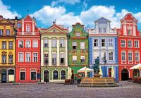 COLORFUL BUILDINGS - Poznań Poland