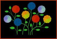 spiral flowers 2