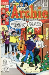 Archie And The Gang: Christmas Carols