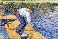 Maximilien Luce The fisherman
