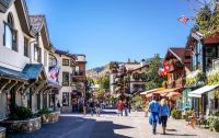 Vail Colorado shops