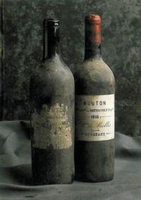 Theme: Numbers - Vintage Wine
