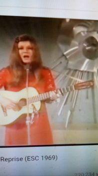 To Ank (puzzeljac) -Dutch lenny Kure ,winning Eurovision